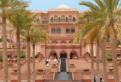 10 مورد از جاذبه های گردشگری امارات