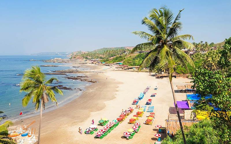 بهترین سواحل گوا و هتل های 3 ستاره آن