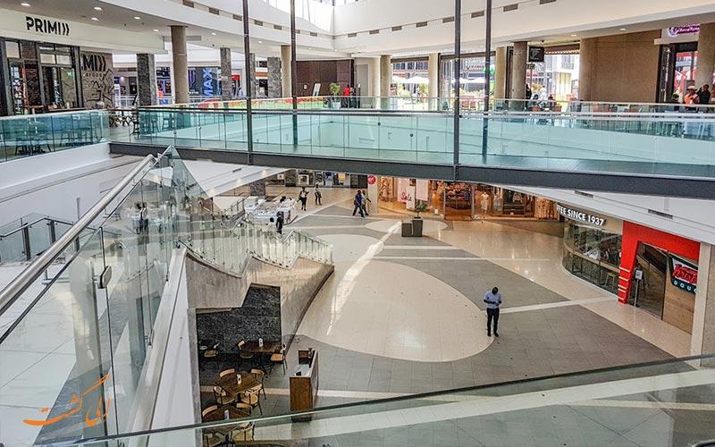 آدرس بهترین مراکز خرید ژوهانسبورگ