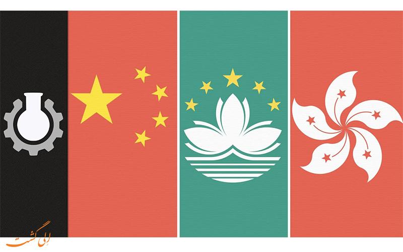 پرچم ها و تفاوت هنگکنگ، ماکائو و چین با پرتغال