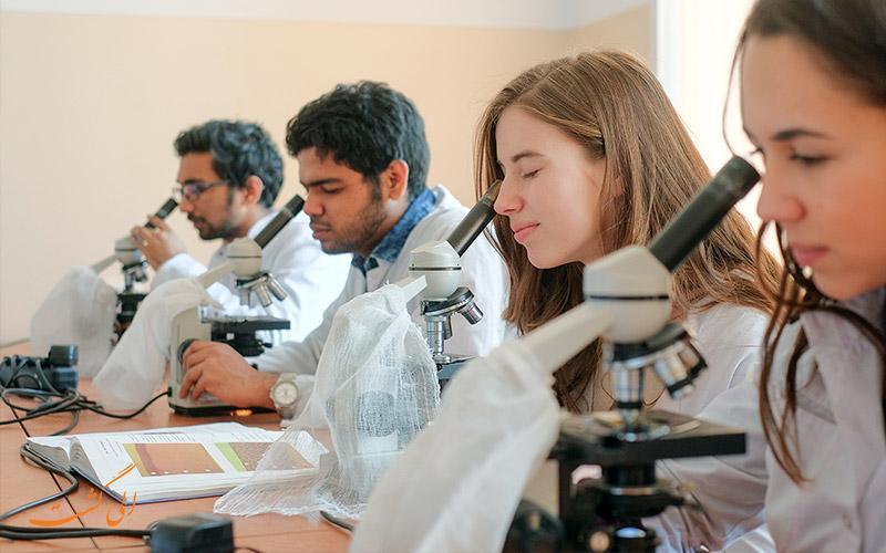 دانشگاه های برتر پزشکی در جهان-بهترین دانشگاه های پزشکی جهان