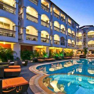لیست بهترین هتل های 3 ستاره گوا