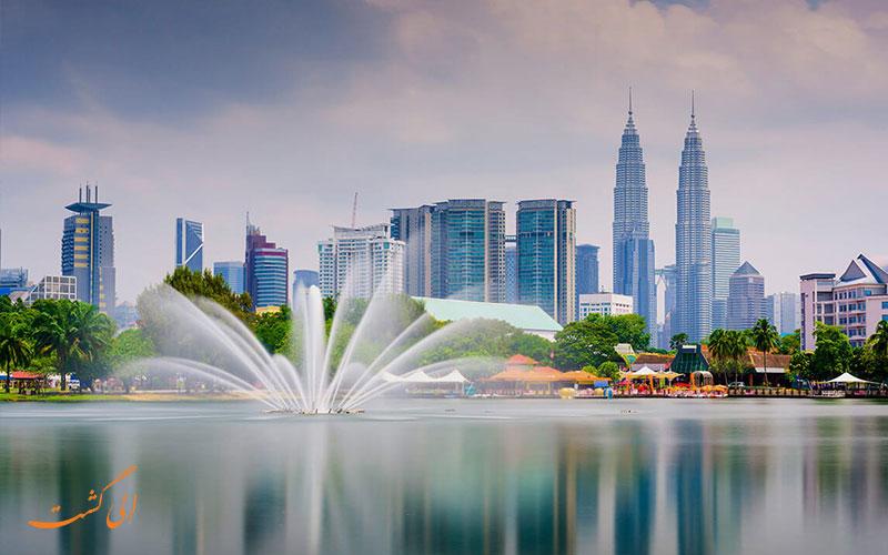 کوالالامپور مناطق دیدنی توریستی ترین شهرهای مالزی