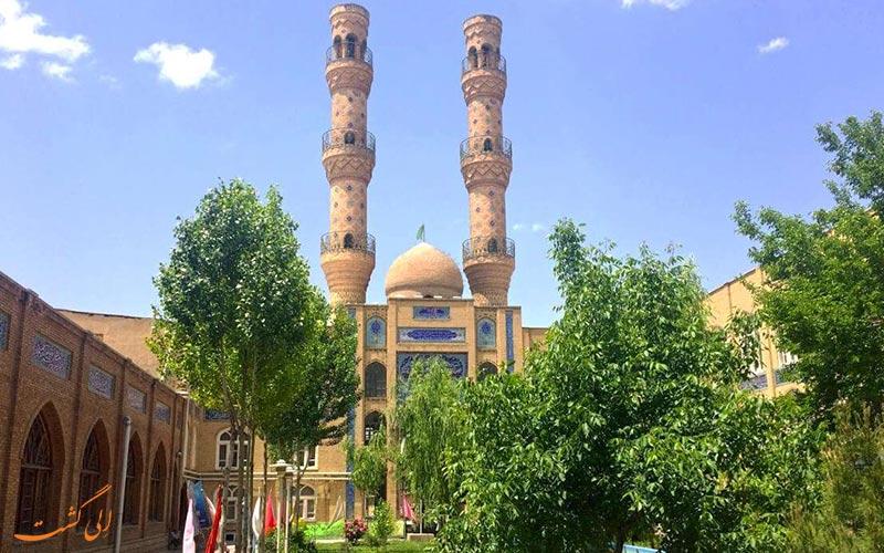 مختصری درباره ی مسجد جامع تبریز