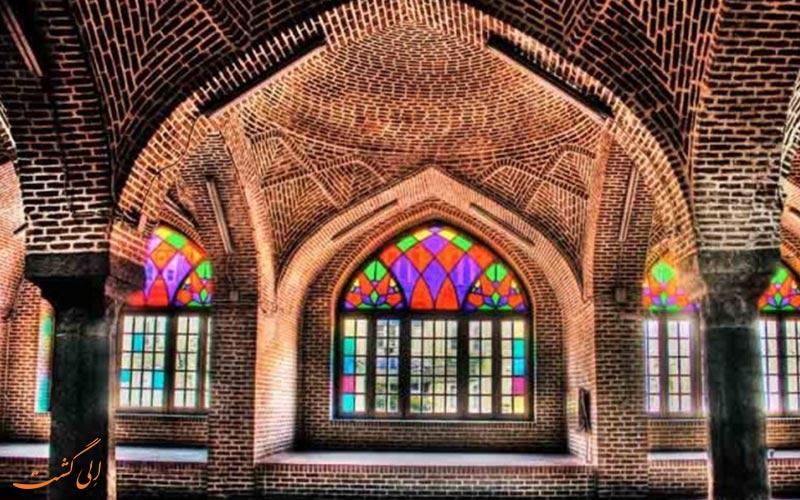 کوتاه اما اساسی درباره ی مسجد جامع تبریز!