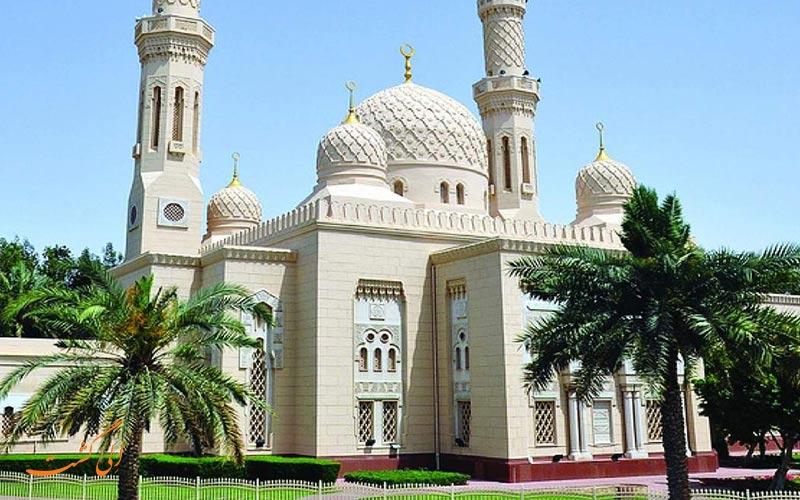 آداب و رسوم ورود به مسجد جمیرا