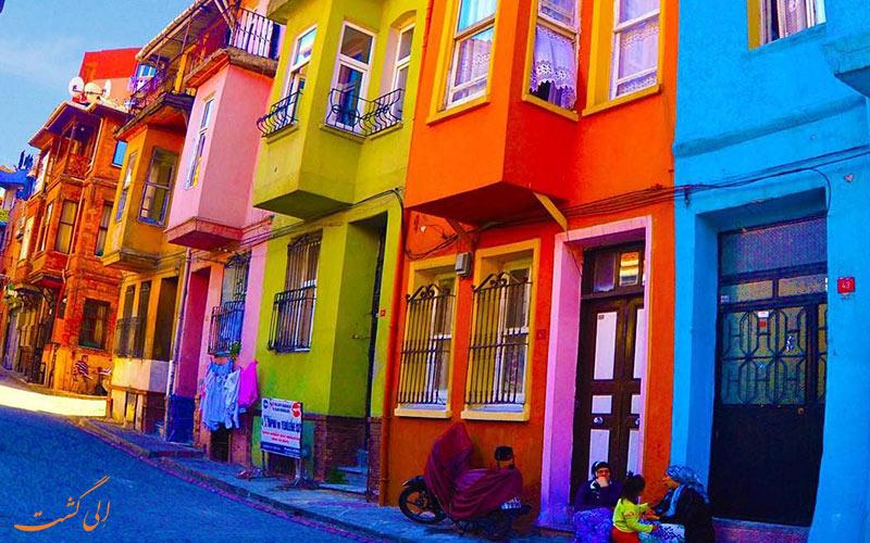 15 تا از تفریحات رابگان استانبول