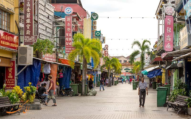 خرید در مالزی و کوچینگ-توریستی ترین شهرهای مالزی