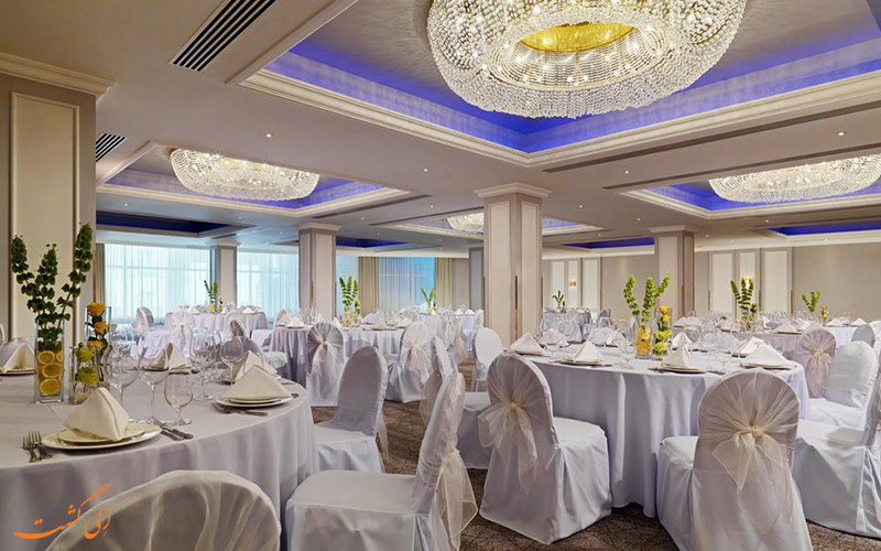 سالن جشن هتل ماریوت ارمنستان