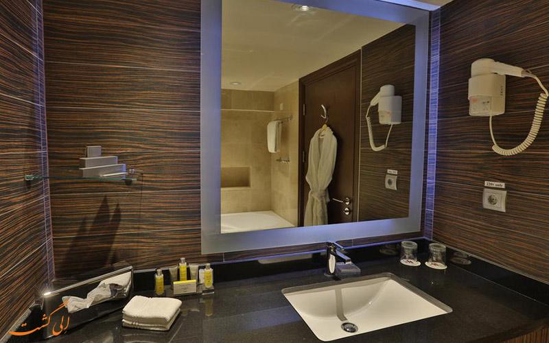 حمام هتل ماریوت ایروان