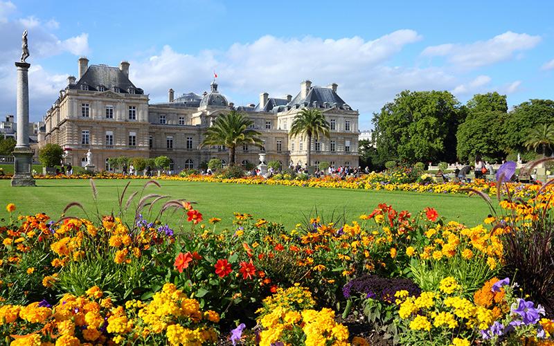 زیباترین پارک های پاریس