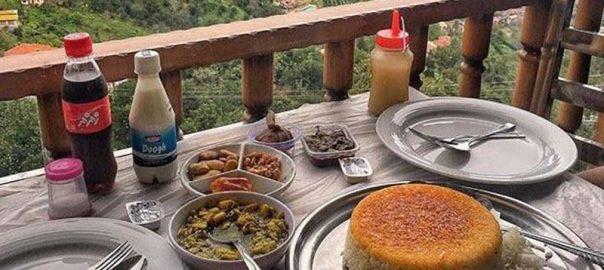 غذاهای محلی که در ساری باید خورد!