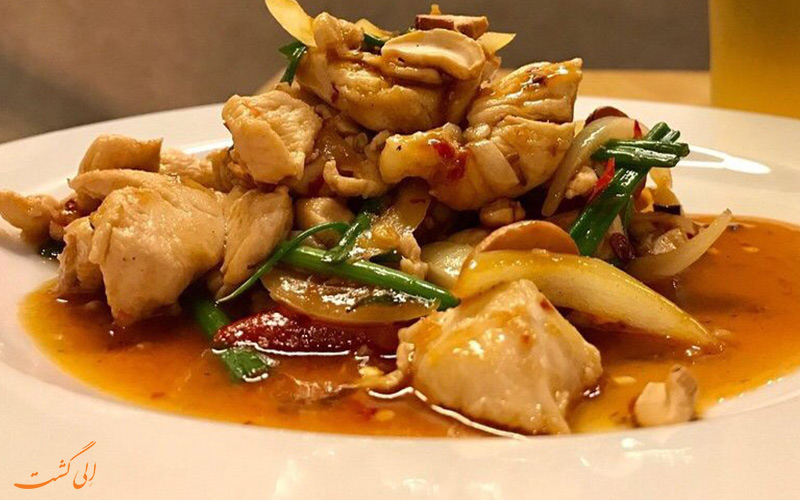 غذاخوری تایلندی پیپز