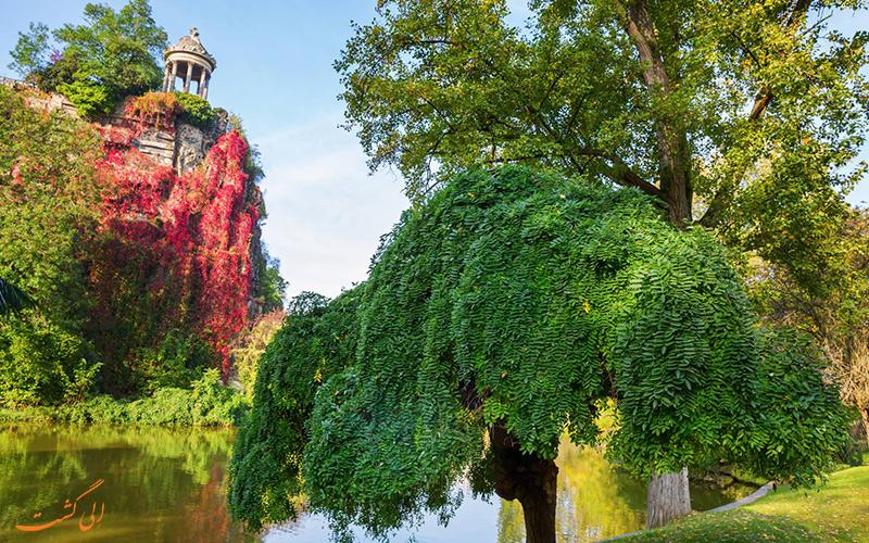 پارک بوت شومود در پاریس