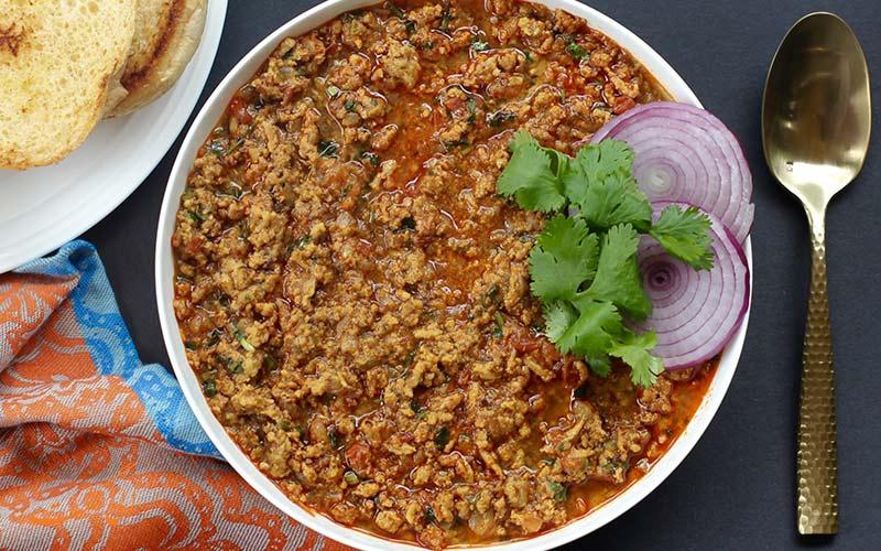 بهترین غذاهای هندی در کافه سروی بمبئی