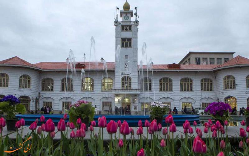 شهرداری رشت در فصل بهار