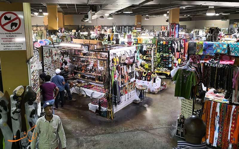 بازار خرده فروشی رزبانک-بهترین مراکز خرید ژوهانسبورگ