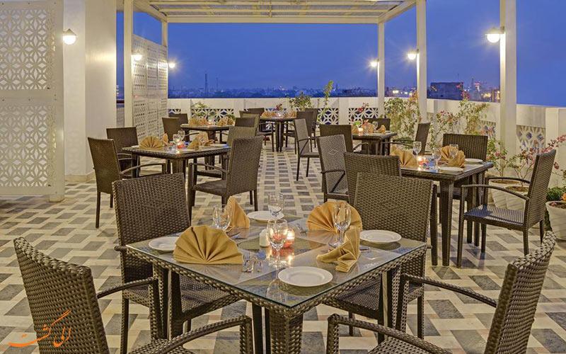 هتل استرلینگ آگرا، هتلی با نمای سفید-بهترین هتل های 3 ستاره آگرا