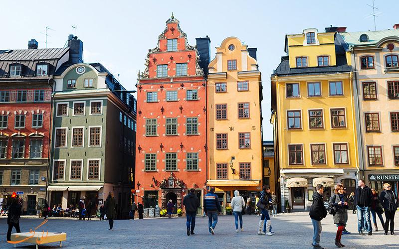 انواع ویزای سوئد