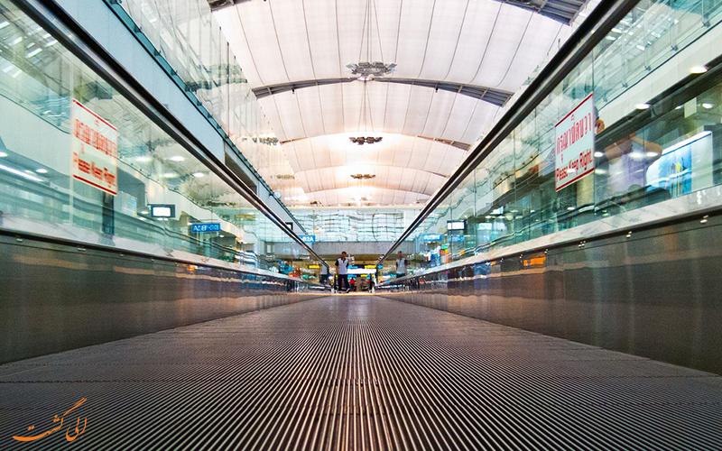 Suvarnabhumi فرودگاه