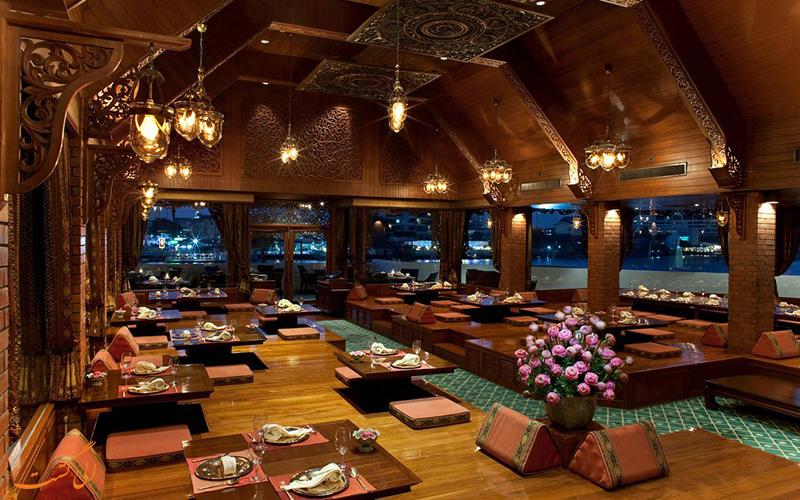 رستوران محلی تارا تونگ