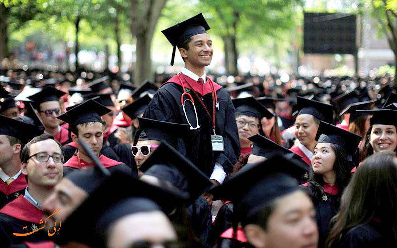 فارغ التحصیلان رشته پزشکی ماساچوست از بهترین دانشگاه های پزشکی جهان