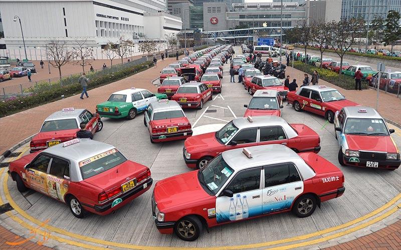 ایستگاه تاکسی های هنگ کنگ-حمل و نقل عمومی در هنگ کنگ