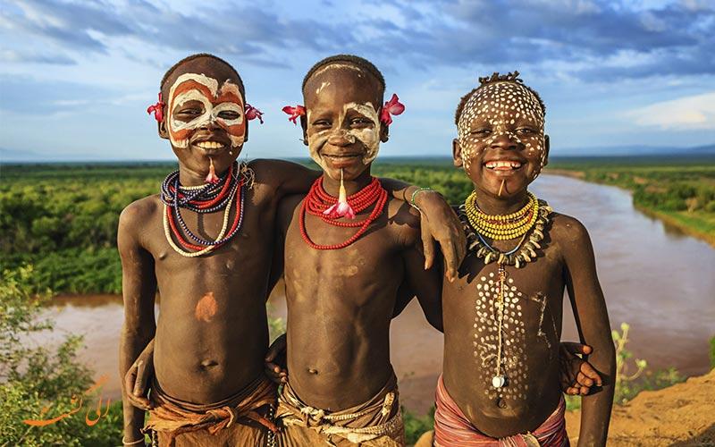 هزینه سفر به اتیوپی-ارزان ترین کشورهای آفریقا