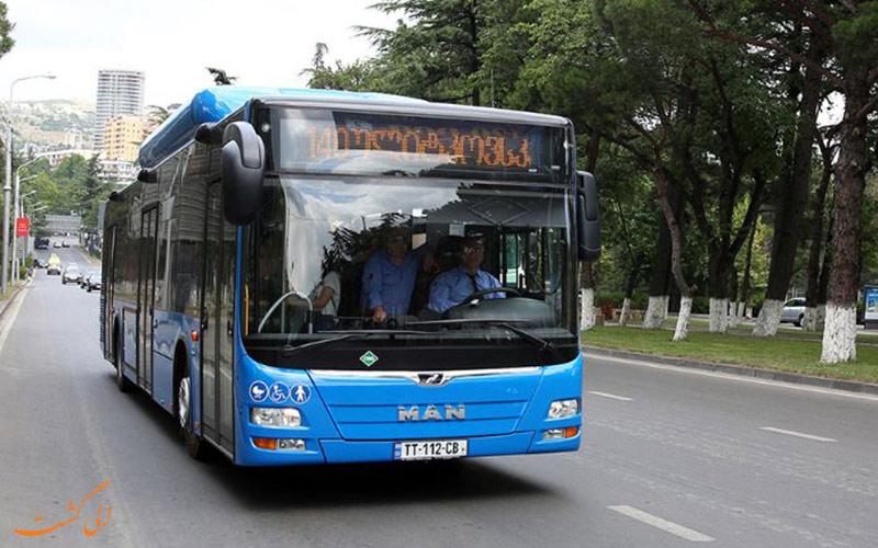 اتوبوس های خیابان پکینی