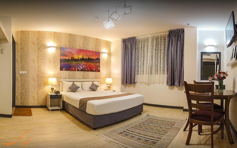 یکی از بهترین هتل های ارزان اصفهان
