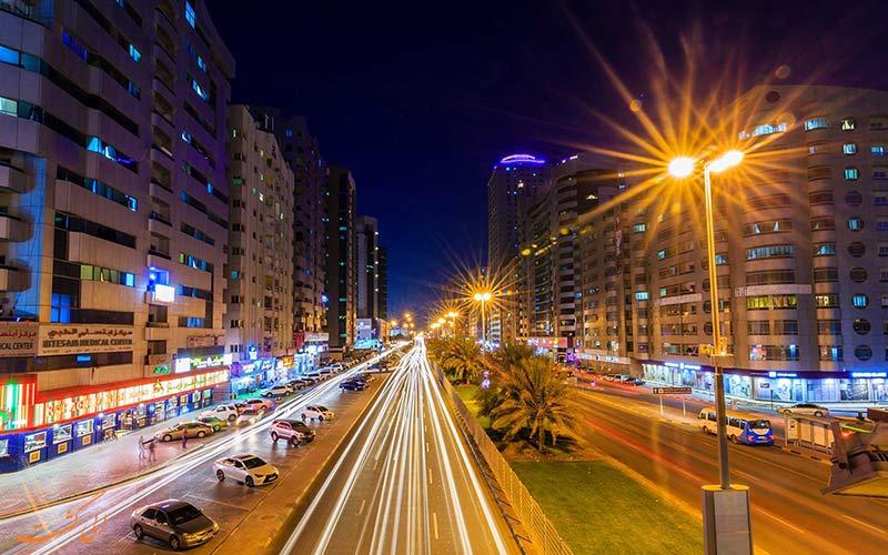 عجمان، کوچک ترین شهر دیدنی امارات