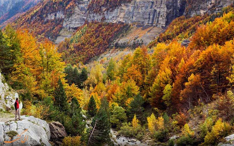 آراگون معتدل ترین پاییز اروپا