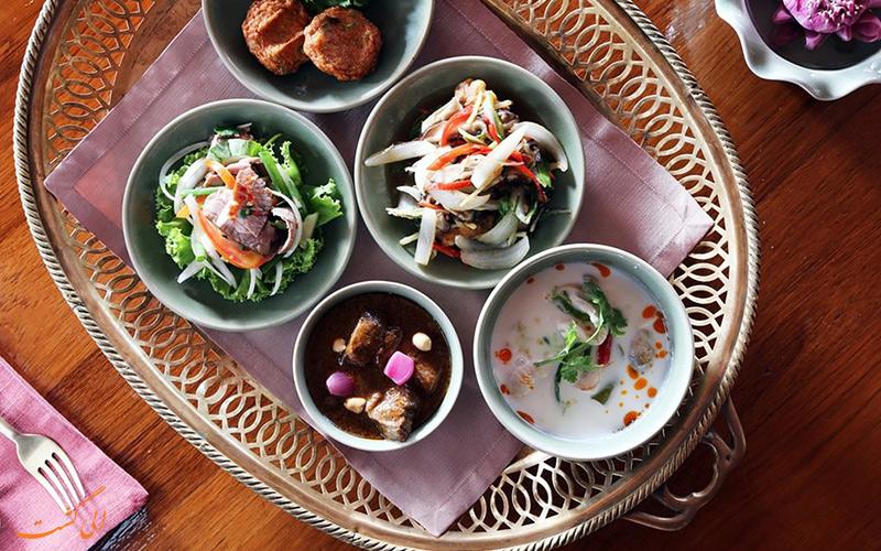بهترین رستوران های بانکوک