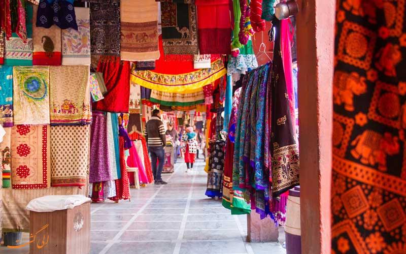 بهترین مراکز خرید جیپور، شهر صورتی هندوستان