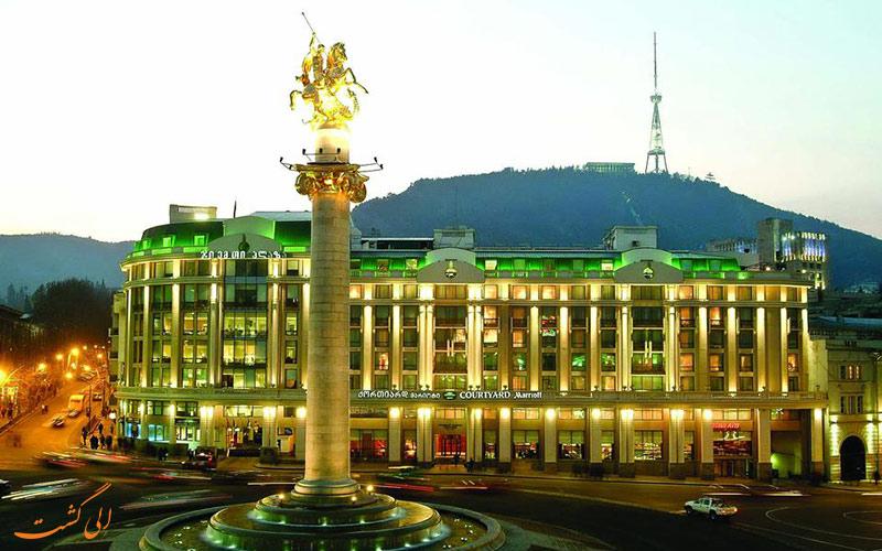هتل کوتیارد تفلیس