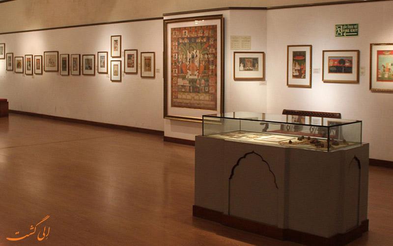 گالری مینیاتور موزه ملی هند