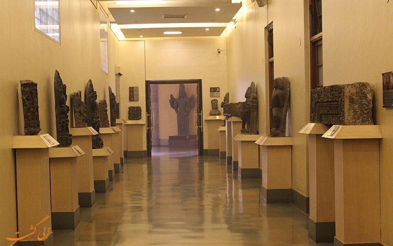سالن مجسمه های موزه