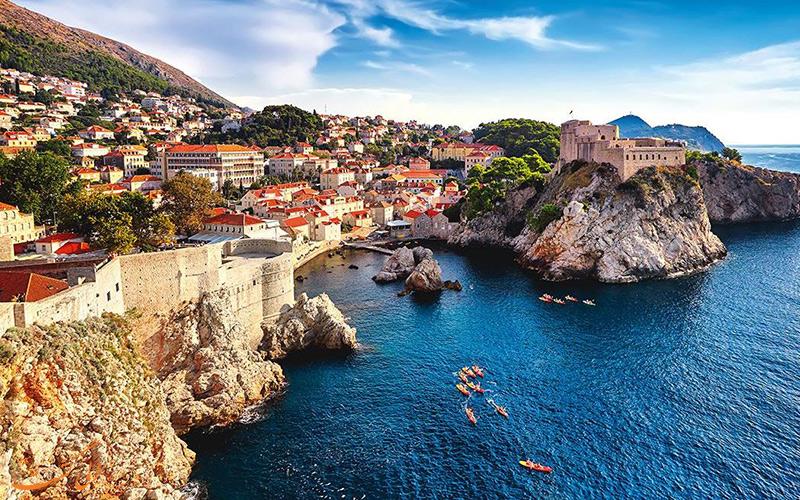دوبروونیک در کرواسی، سفر پاییزی به میراث جهانی یونسکو در اروپا