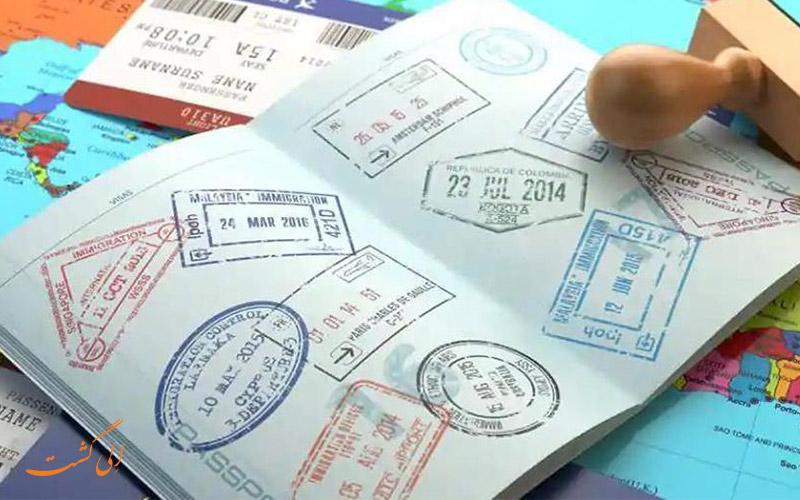اخذ ویزای هندوستان برای ایرانیان-سفر زمینی به هند از ایران