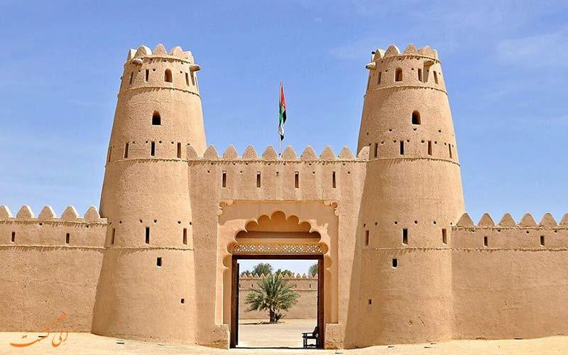 پیشینه شهرهای تماشایی امارات