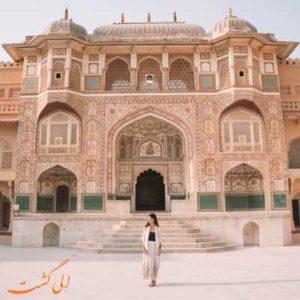 قلعه های راجستان هند از قلعه های معروف هندوستان