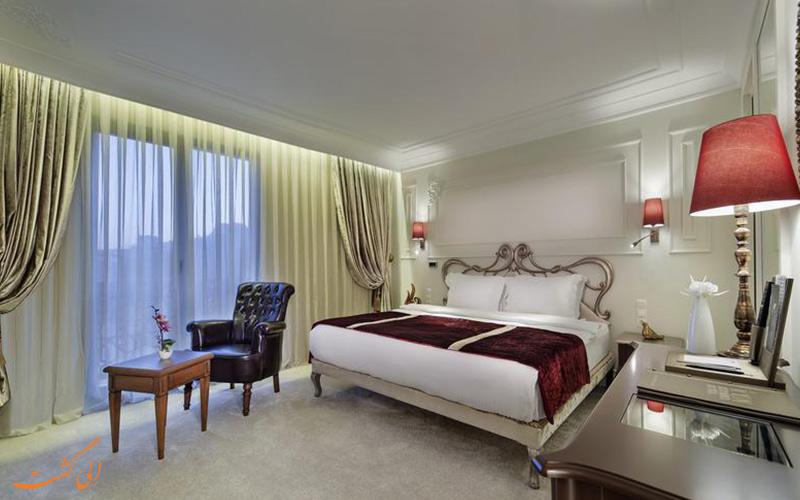 اتاق مجلل ایکون هتل استانبول