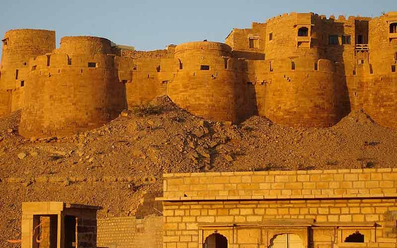 قلعه جیسلمیر، شهر طلایی هندوستان