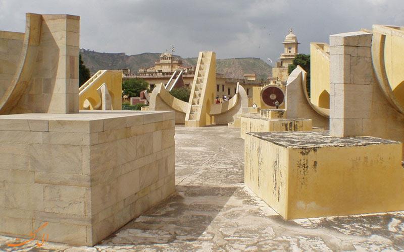 جانتر مانتر، علمی ترین بنای تاریخی هند