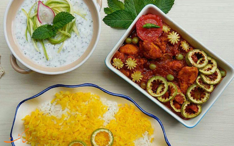 کدو مسما، غذای مشترک مردم ساری و شهرهای دیگر مازندران