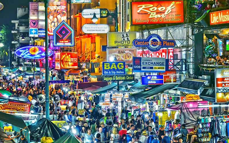 خیابان خائو سان، بهترین انتخاب مسافران تنهای بانکوک