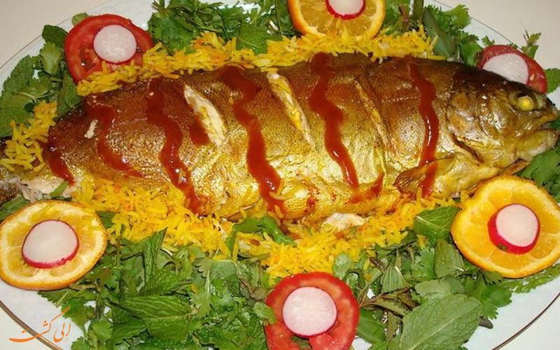 مالابیج، غذایی برای شام های خانوادگی در ساری