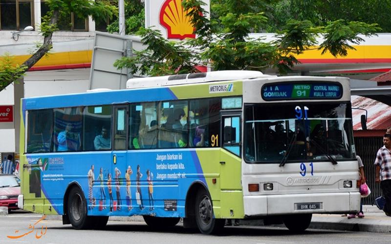 بعد از اتوبوس های سریع السیر، متروباس ها به عنوان دومین اپراتورهای سریع السیر کوالالا معرفی می شوند.