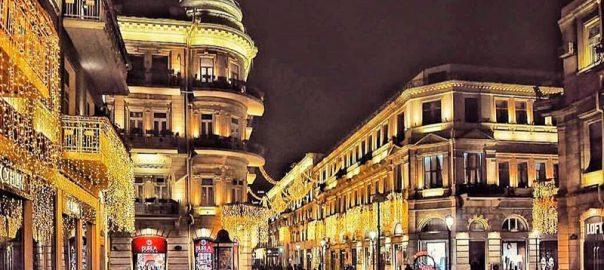 خیابان نظامی باکو