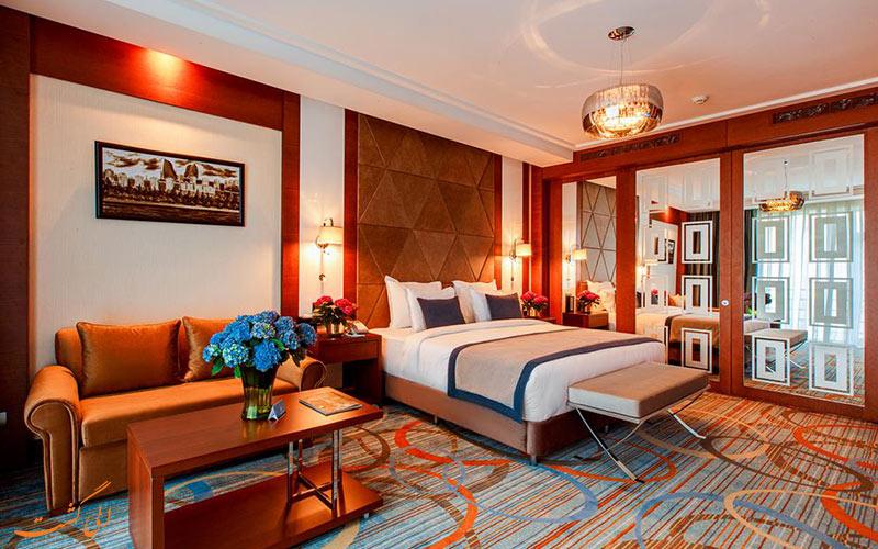 وینتر پارک هتل باکو، 4 ستاره